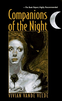 Companions of the Night by Vivian Vande Velde