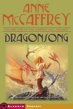 Dragonsong by Anne McCaffrey