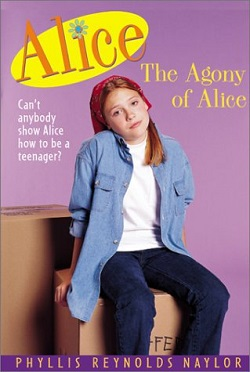 The Agony of Alice by Phyllis Reynolds Naylor