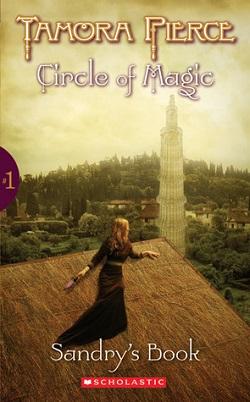 Circle of Magic: Sandry's Book by Tamora Pierce