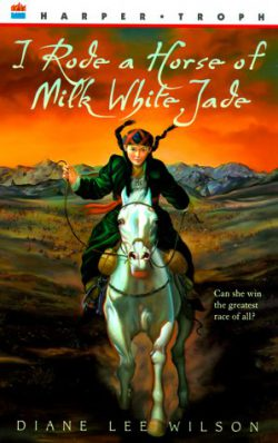 I Rode a Horse of Milk White Jade cover