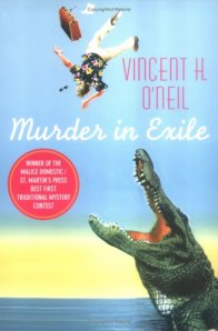 Murder in Exile cover