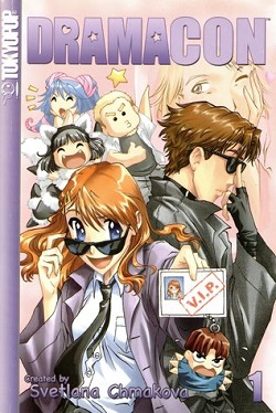 Dramacon Volume One cover