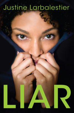 Liar by Justine Larbalestier (revised cover)