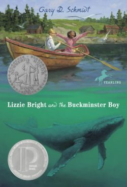 Lizzie Bright and the Buckminster Boy by Gary D. Schmidt (Yearling cover)