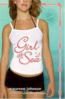 Girl at Sea by Maureen Johnson