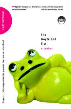 The Boyfriend List by E. Lockhart