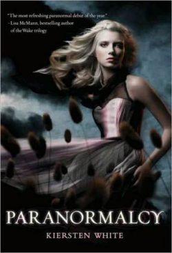 Paranormalcy by Kiersten White