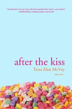After the Kiss by Terra Elan McVoy