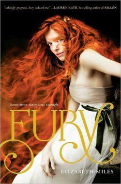 Fury by Elizabeth Miles