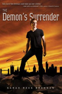 The Demon's Surrender by Sarah Rees Brennan