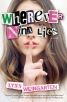 Wherever Nina Lies cover