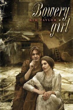 Bowery Girl by Kim Taylor