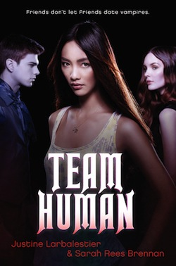 Team Human by Justine Larbalestier and Sarah Rees Brennan