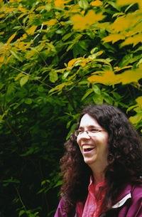 Rachel Hartman author photo