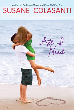 All I Need by Susane Colasanti