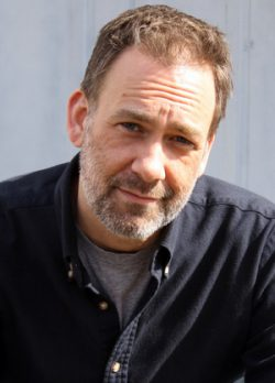 Jeff Hirsch author photo