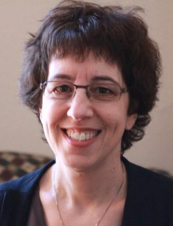 Lois Metzger author photo