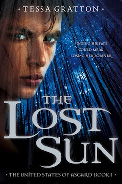 The Lost Sun by Tessa Gratton