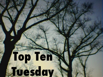 Top Ten Tuesdays img by Miss Print