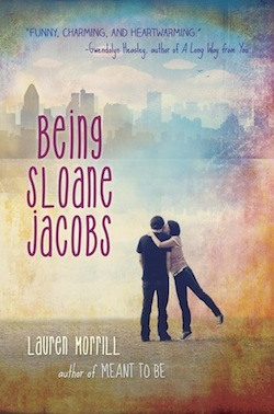 Being Sloane Jacobs by Lauren Morrill