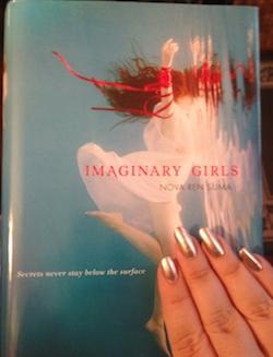 imaginary girls nails