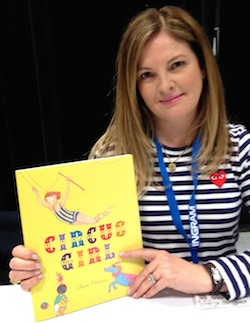 Claire Pernice and Circus Girl