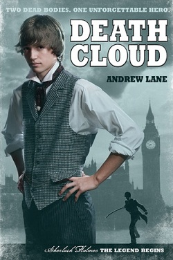 Death Cloud by Andew Lane