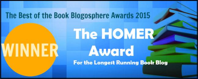 the homer award book blog