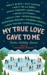 My True Love Gave to Me: Twelve Holiday Stories edited by Stephanie Perkins