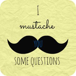 Mustache Tag