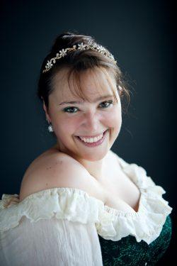 Alethea Kontis author photo