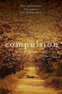 cover art for Compulsion by Martina Boone