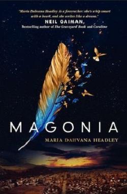 Magonia by Maria Davhana Headley