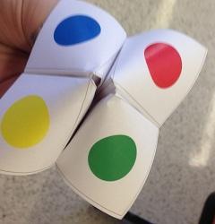 Pick a color . . .