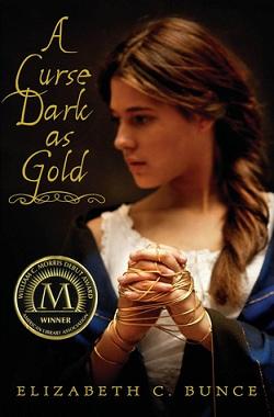 A Curse as Dark as Gold by Elizabeth C. Bunce