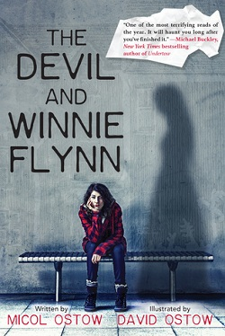 The Devil and Winnie Flynn by Micol Ostow and David Ostow