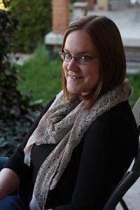 E. K. Johnston author photo