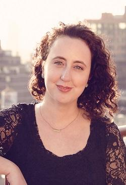 Aimee Friedman author photo