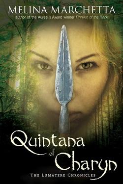 Quintana of Charyn by Melina Marcherra