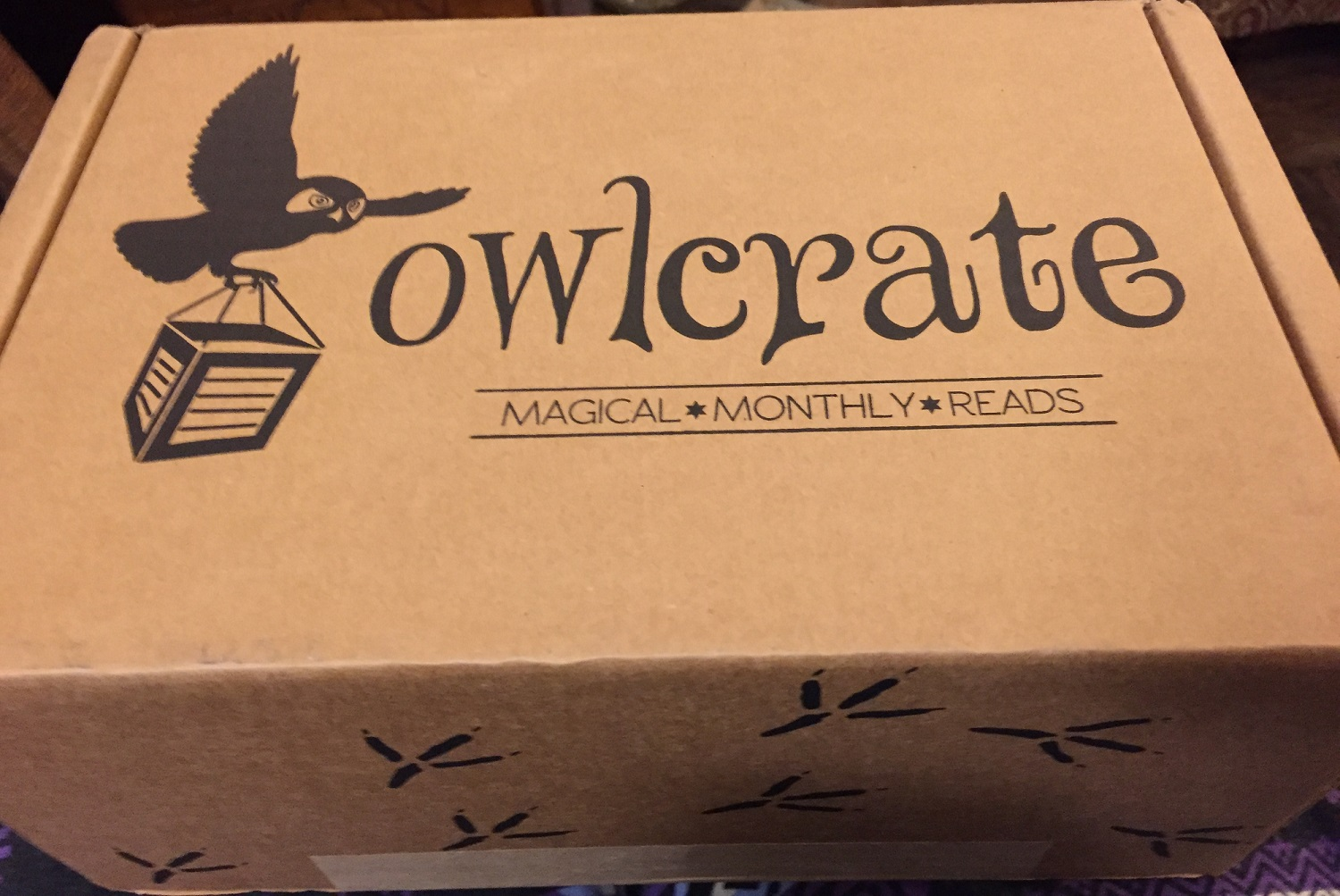 owlcrate review may 2016 steampunk box miss print