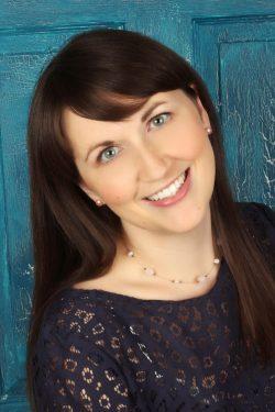 Tiffany Schmidt author photo