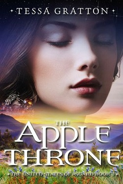 The Apple Throne by Tessa Gratton