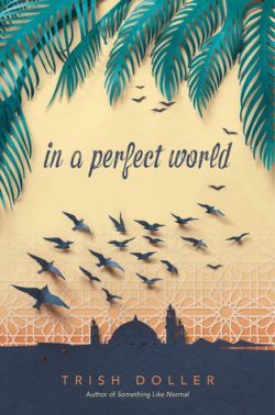 cover art for In a Perfect World by Trish Doller