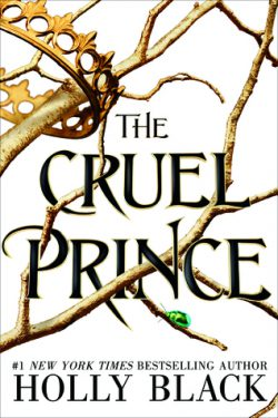 cover art for The Cruel Prince by Holly Black