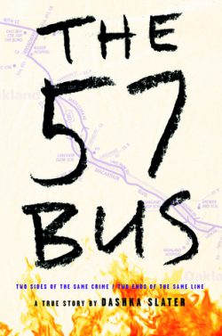 cover art for The 57 Bus by Dashka Slater