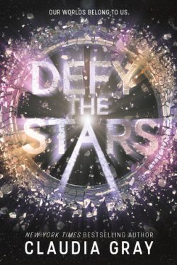 cover art for Defy the Stars by Claudia Gray