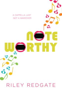 cover art for Noteworthy by Riley Redgate