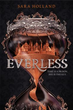 cover art for Everless by Sara Holland