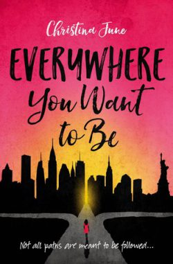 cover art Everywhere You Want to Be by Christina June